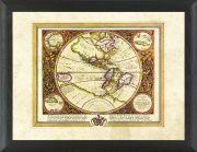 『America Map』・オフセットによる複製