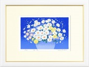 吉岡浩太郎『白い花』・