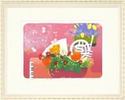 吉岡浩太郎『花の詩』・