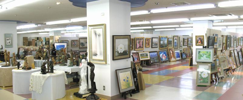 アート静美洞・画廊